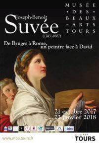 Joseph-Benoît Suvée 1743-1807 # Tours @ musée des Beaux-Arts | Tours | Centre-Val de Loire | France