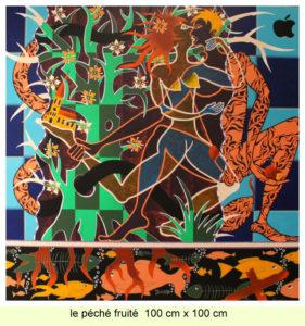 Boud'1  # Saint Pierre des Corps @ Galerie d'exposition Chabrier | Saint-Pierre-des-Corps | Centre-Val de Loire | France