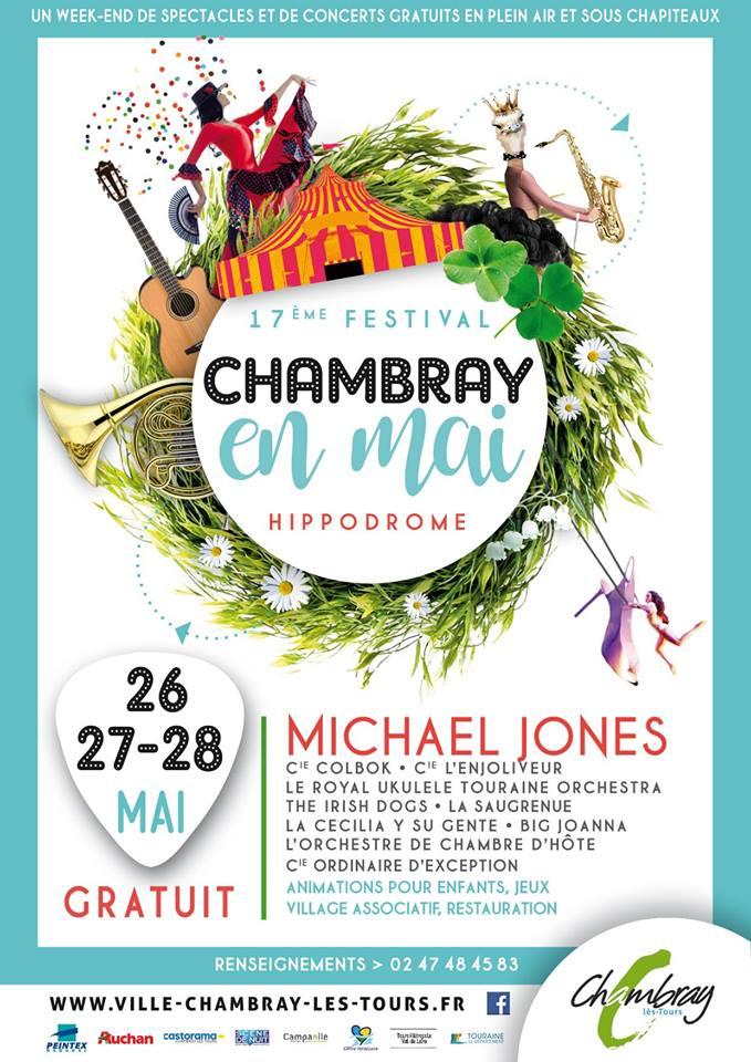 Festival Chambray en Mai  # Chambray lès Tours @ Hippodrome | Chambray-lès-Tours | Centre-Val de Loire | France