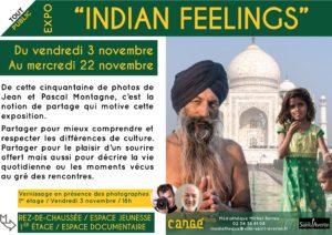 Indian Feelings - Contrastes et vues croisées # Saint - Avertin @ Médiathèque Cangé | Saint-Avertin | Centre-Val de Loire | France