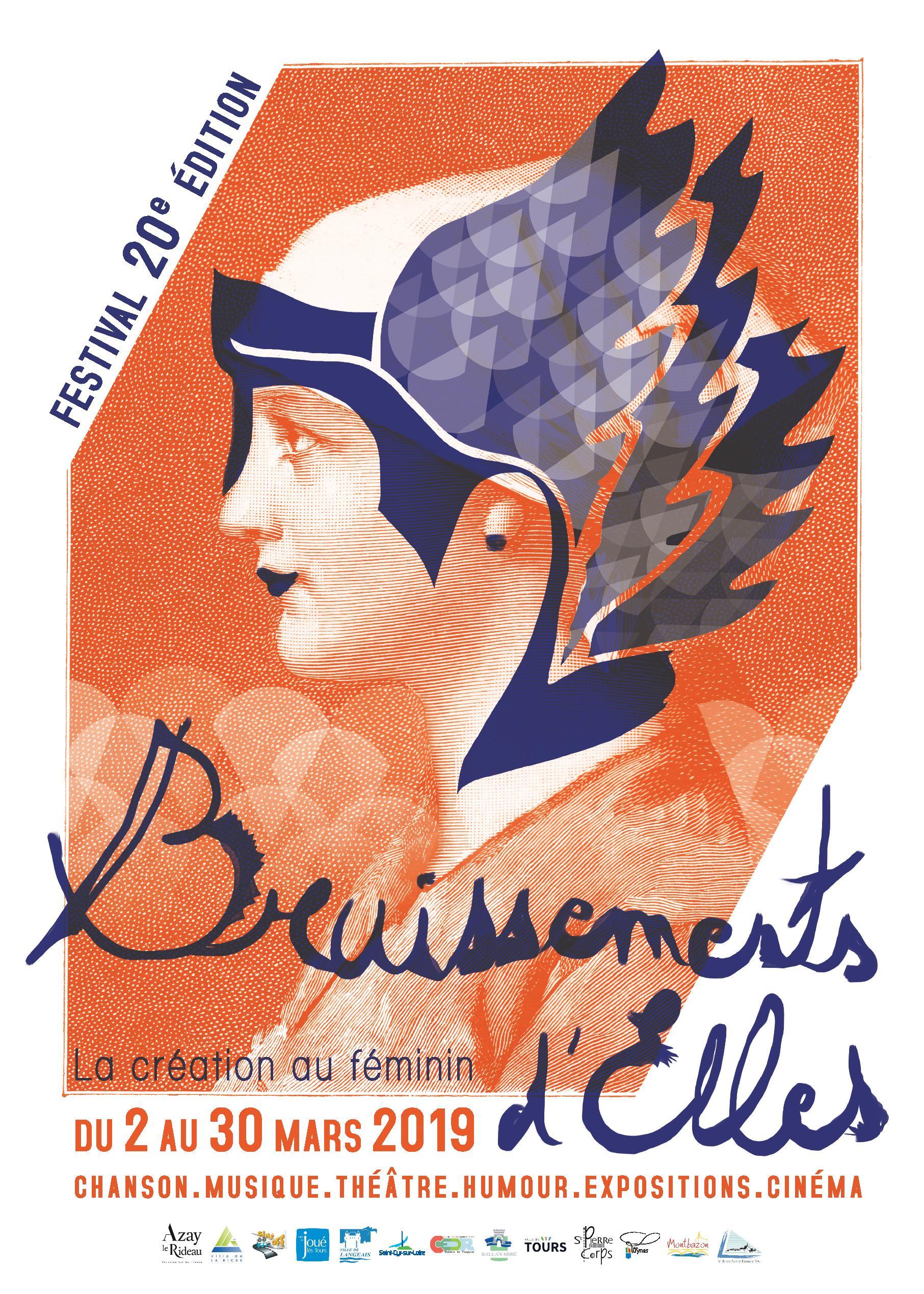 Bruissements d'Elles # Tours et Agglo @ Tours | Centre-Val de Loire | France