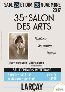Salon des Arts # Larcay @ Salle François Mitterand | Larçay | Centre-Val de Loire | France