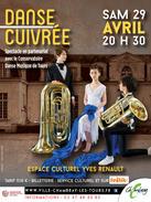 Danse cuivrée # Chambray lès Tours @ Espace culturel Yves Renault | Chambray-lès-Tours | Centre-Val de Loire | France