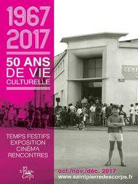 50 ans de vie culturelle à Saint Pierre des Corps  # Saint Pierre des Corps @ Galerie d'exposition - Centre Culturel Communal  | Saint-Pierre-des-Corps | Centre-Val de Loire | France