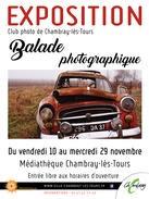 Balade photographique # Chambray lès Tours @ Médiathèque