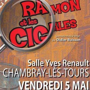 Parlez-moi d'Humour # Chambray lès Tours @ Espace culturel Yves Renault | Chambray-lès-Tours | Centre-Val de Loire | France