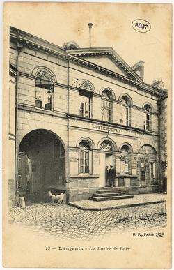Les Samedis des Archives : La Justice au 20 ème siècle   # Tours @ Centre des Archives historiques | Tours | Centre-Val de Loire | France
