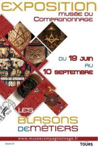 Les blasons de métiers # Tours @ Musée du Compagnonnage | Tours | Centre-Val de Loire | France