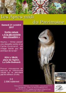 Sortie nature « A la découverte des chouettes » # La Celle-Guénand @ Place de l'église | La Celle-Guenand | Centre-Val de Loire | France