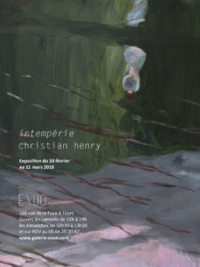 Exposition Christian Henry # Tours @ Galerie EXUO  | Tours | Centre-Val de Loire | France