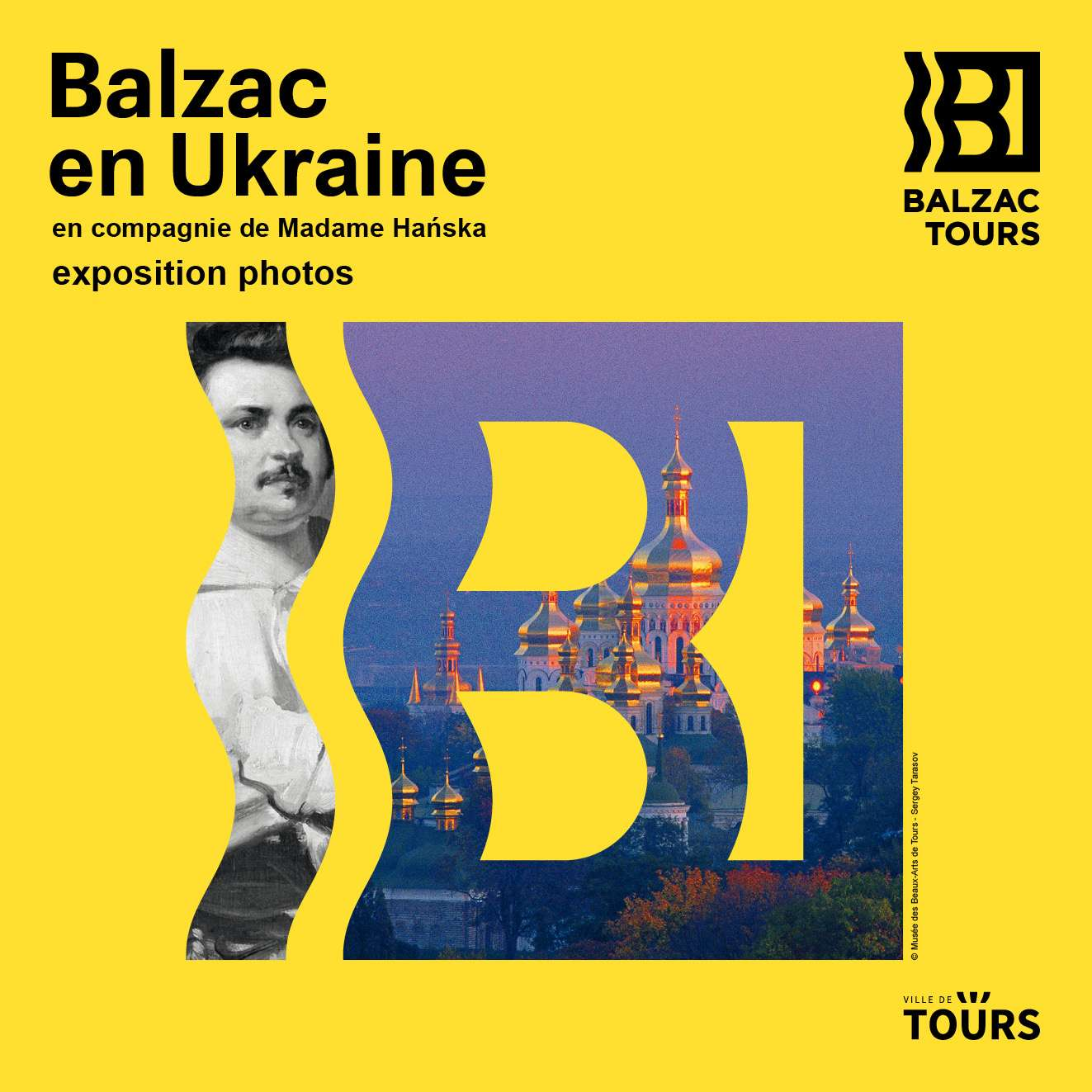 BALZAC en UKRAINE # Tours @ Château de Tours | Tours | Centre-Val de Loire | France
