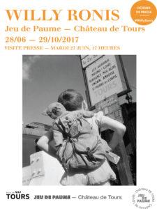 Exposition Willy Ronis # Tours @ Château de Tours | Tours | Centre-Val de Loire | France