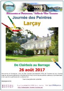 Journée des Peintres # Larcay @ Manoir de Clairbois | Larçay | Centre-Val de Loire | France