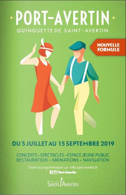Port Avertin - Guinguette la Nouvelle # Saint - Avertin @ Port Avertin   Saint-Avertin   Centre-Val de Loire   France