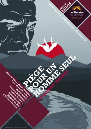 Piège pour un homme seul # Tours @ Salle Jean de Ockeghem | Tours | Centre-Val de Loire | France