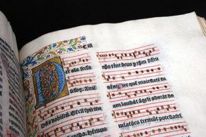 « La notation musicale en Occident à travers les siècles » # Tours @ Bibliotheque Centrale  | Tours | Centre-Val de Loire | France