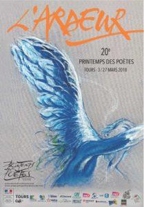Printemps des Poètes # Tours @ Salle Capitulaire des Celliers Saint Julien | Tours | Centre-Val de Loire | France