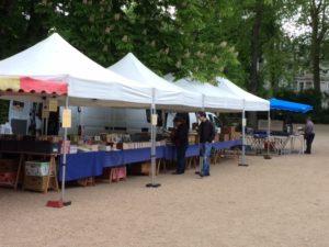 Journée des Bouquinistes # Tours @ Jardin des Prébendes d'Oé | Tours | Centre-Val de Loire | France