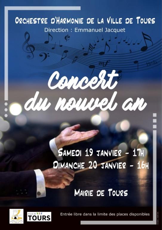Concert Viennois # Tours @ Salle des Fêtes de l'Hôtel de Ville  | Tours | Centre-Val de Loire | France
