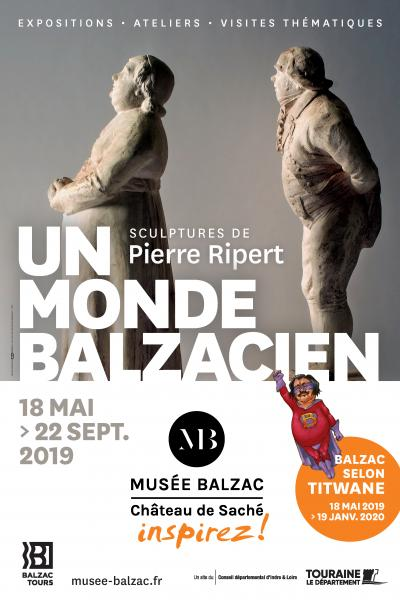 Un monde Balzacien # Saché @ Musée Balzac | Saché | Centre-Val de Loire | France
