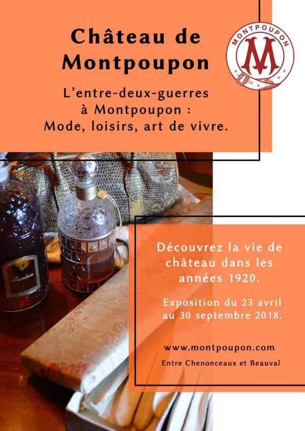 L'entre-deux-guerres à Montpoupon @ Chateau de Montpoupon | Céré-la-Ronde | Centre-Val de Loire | France