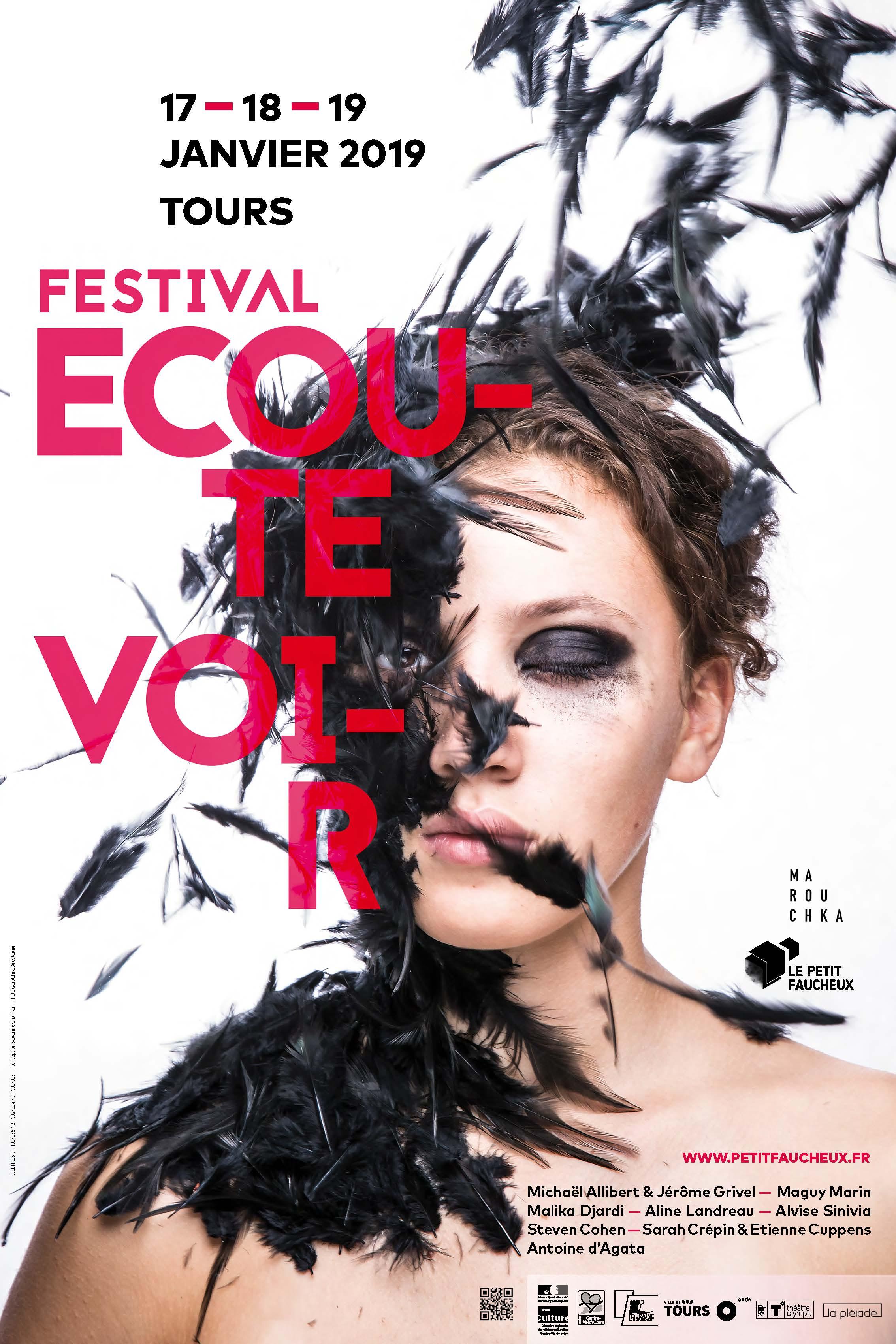 Festival Ecoute-Voir # Tours @ Le Petit Faucheux