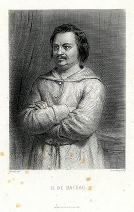Tours dans l'oeuvre de Balzac # Tours @ Bibliothèque Centrale