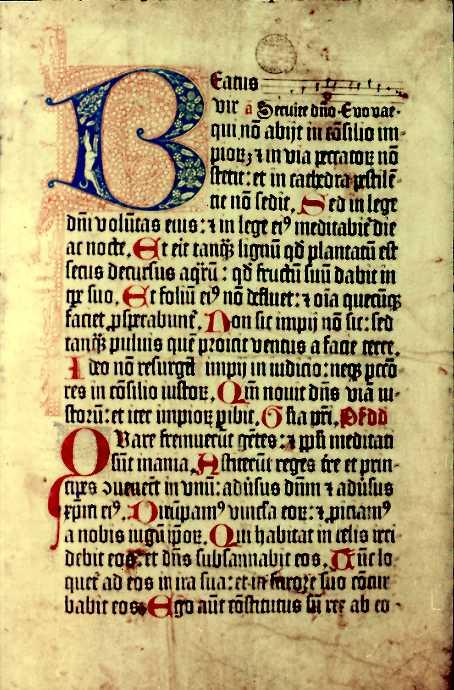Samedi du Patrimoine : «L'apparition du livre imprimé : les incunables» # Tours @ Bibliothèque Centrale