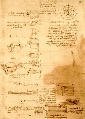 L'invention musicale de Léonard de Vinci # Tours @ musée des Beaux-Arts | Tours | Centre-Val de Loire | France