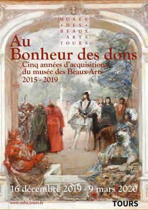 Au Bonheur des dons # Tours @ musée des Beaux-Arts | Tours | Centre-Val de Loire | France