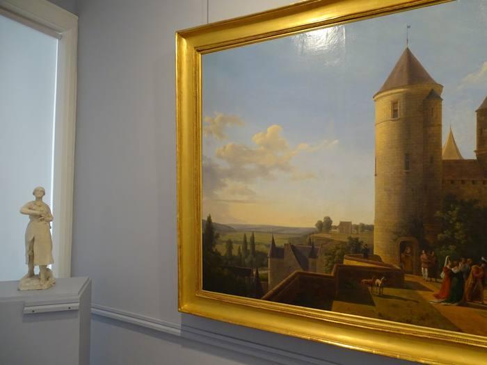 Jeanne d'Arc. Héroïne des collections du musée # Tours @ musée des Beaux-Arts | Tours | Centre-Val de Loire | France