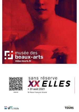 Sans réserve. XXELLES # Tours @ musée des Beaux-Arts | Tours | Centre-Val de Loire | France