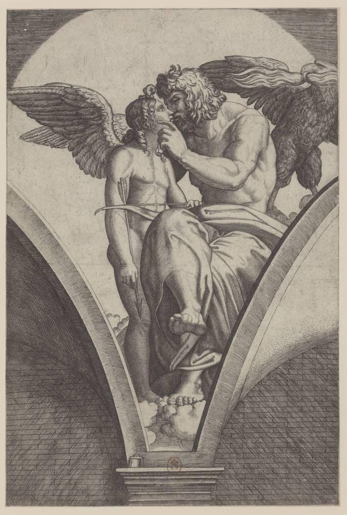 Dans les collections de la Bnf. Raphaël graveur # Tours @ musée des Beaux-Arts | Tours | Centre-Val de Loire | France
