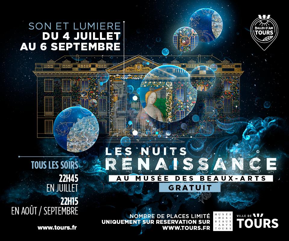 Les Nuits Renaissance # Tours @ musée des Beaux-Arts | Tours | Centre-Val de Loire | France
