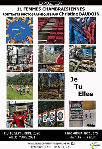 Je Tu Elles # Chambray lès Tours @ Parc Albert Jacquard