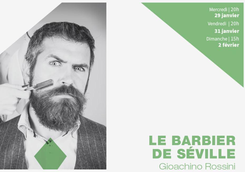 Le Barbier de Séville # Tours @ Grand Théâtre | Tours | Centre-Val de Loire | France