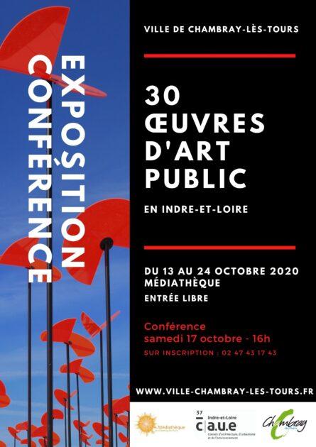 Semaine départementale de l'Architecture et du Paysage # Chambray lès Tours @ Médiathèque