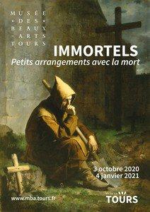 Immortels. Petits arrangements avec la mort # Tours @ musée des Beaux-Arts | Tours | Centre-Val de Loire | France