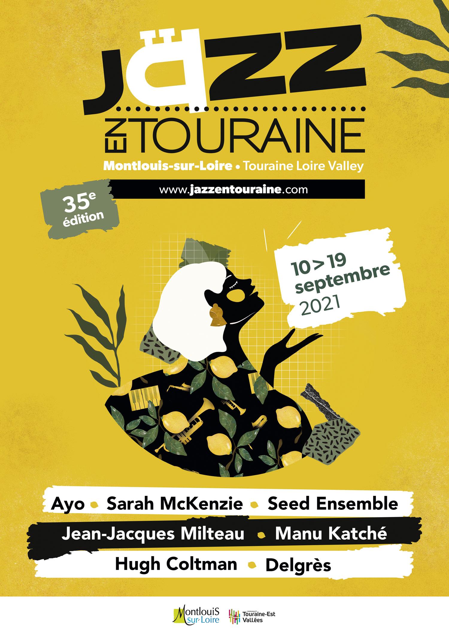 Jazz en Touraine # Montlouis sur Loire @ Espace Ligéria | Larçay | Centre-Val de Loire | France
