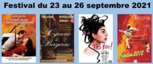 Festival de Théâtre de l'Ephémère # Larçay et Saint - Avertin @ Nouvel Atrium - Salle François Mitterrand | Saint-Avertin | Centre-Val de Loire | France