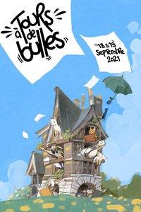 Festival A Tours de Bulles  # Tours @ Salle Jean de Ockeghem | Tours | Centre-Val de Loire | France