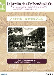 Le Jardin des Prébendes d'Oé : un patrimoine vivant à transmettre aux générations futures # Tours @ Jardin des Prébendes d'Oé | Tours | Centre-Val de Loire | France