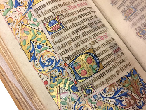 Samedi du Patrimoine : «Manuscrits provenant de la Basilique Saint-Martin» # Tours @ Bibliothèque Centrale