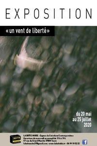 """""""Un vent de liberté""""  # Tours @ La Boite Noire, Espace de Créations Contemporaines"""