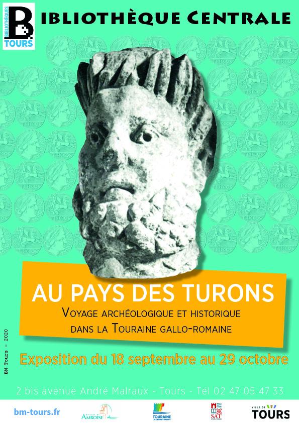 Au pays des Turons # Tours @ Bibliothèque Centrale