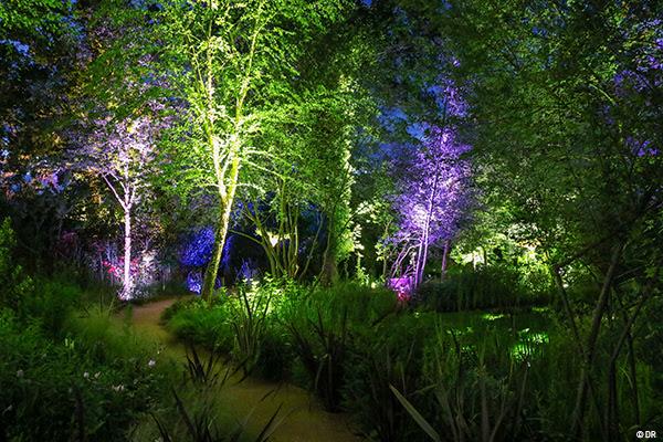 """""""Jardins de Lumière""""  # Chaumont-sur-Loire @ Domaine de Chaumont-sur-Loire"""