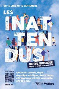 Les Inattendus # Tours @ Ville de Tours